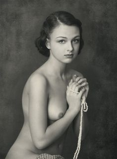 Teen Nude Art Deco 59