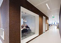 Hollandse Nieuwe - UPC Ziggo office interior design Leeuwarden Architecture Paul de Ruiter