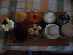 5 tipi diversi di zucchero...