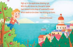 A Climbing poem by Amy Lowell in Storytime Issue 21 ~ STORYTIMEMAGAZINE.COM