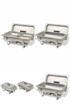 TheFood Serving Warmer Dishes are great for keeping food warm or hot for prolonged periods. Food Serving Warmer Dishes Features Food Serving Warmer Dishes Dimensions Made of stainless steel with a solid construction and are easy to clean. Keep Food Warm, Trays, Buffet, Restaurant, Stainless Steel, Dishes, Drink, Beverage, Diner Restaurant