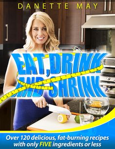 I had so much fun creating these recipes over the years, and I'm thrilled to now make them available to anyone who wants quick & tasty fat burning recipes