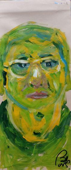 Bachmors selfportrait January 05 #self-portrait #self-portraitproject #bachmors @bachmors artist artist artist #artcollector #artcollective #emergingart #artwork #artcreation #capimans