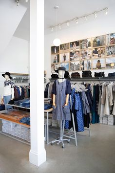 Mill Mercantile in Noe Valley, San Francisco // via Spotted SF
