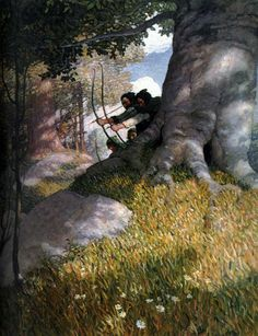 wyeth, newell convers (n.c. wyeth)