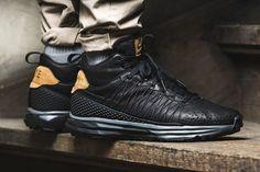 Nike Lunarfresh Sneakerboot QS noir