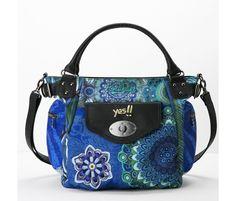 Blaue Tasche | Desigual.com 11
