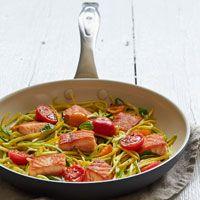 """GreenPan for Sur La Table Healthy Ceramic Nonstick Grill Pans, 11""""   Sur La Table"""