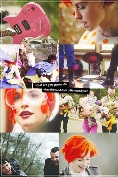 Aint it Fun by Paramore <3