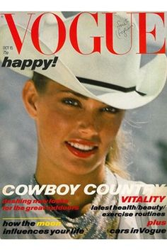 Fashion Magazine Covers - Online Archive for Women (Vogue.com UK) OCTOBER 1978