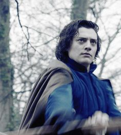 Aneurin Barnard as King Richard III White Queen medieval archery longbow gif
