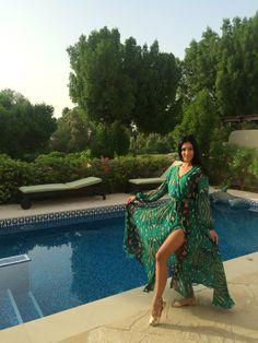 @irina_leychenko looking Resort Runway Ready in @dolcessaswimwear #swimwear #resortwear #luxury #fashion #model #popup #limetreevalley @jumeirahgolfest #jetset #dubai #resortrunway #myhollywood