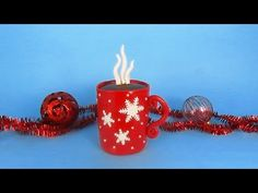 Mug Christmas Cake - YouTube