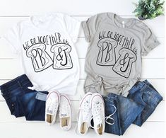 Peanut Butter and Jelly Shirt - PBJ Shirt - Best Friend Shirt - BFF Shirts - Best Friend Shirts - Ma Bff Shirts, Vinyl Shirts, Couple Shirts, Family Shirts, Best Friend Matching Shirts, Best Friend Hoodies, Teen Fashion Outfits, Cool Outfits, Swag Outfits