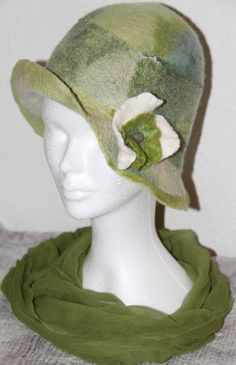 Felt hat Felt Hat, Creations, Trending Outfits, Hats, Unique Jewelry, Handmade Gifts, Accessories, Vintage, Fashion