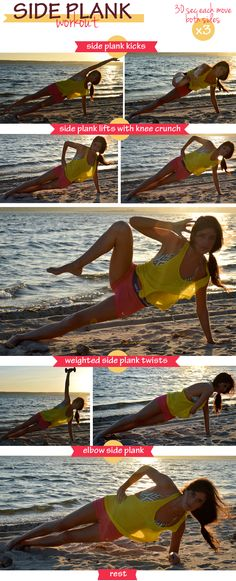 Side Plank Workout