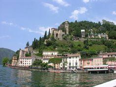 Morcote - Lago de Lugano - Suiza