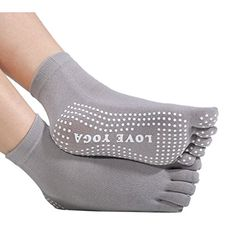 Lerela Yoga Pilates Barre Grip Socks for Women and Men Non Slip Non Skid 3 Pairs >>> Click image for more details.  This link participates in Amazon Service LLC Associates Program, a program designed to let participant earn advertising fees by advertising and linking to Amazon.com.