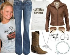 """Dirty Harry"" by msjackiedaniels on Polyvore ~~country fashion~~"
