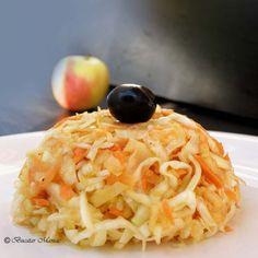 salata de cruditati  How many of these did I eat in Romania!!
