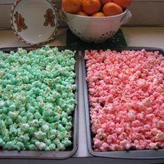 Sweetened Popcorn Allrecipes.com