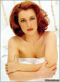 Gillian Anderson - Photo posted by amalhbiba - Gillian Anderson ...