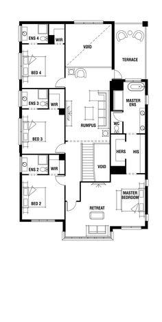 Porter Davis Homes - House Design: Waldorf Grange