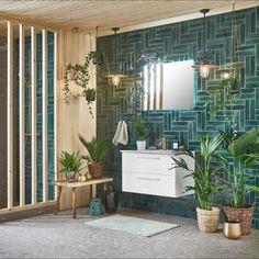 Kylpyhuonetrendit 2021 tuovat kylpyhuoneisiin mukanaan muun muassa puun sekä luonnonmukaisuuden. Tutustu tämän hetken upeimpiin kylpyhuonetrendeihin ja suunnittele sekä rakenna unelmiesi kylpyhuone K-Raudan kanssa. Dreams, Home, Ad Home, Homes, Haus, Houses