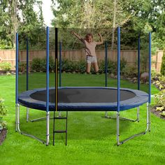 The 'Oval Shaped trampoline', has been cleverly designed to maximise your jumping area whilst saving you precious backyard space.  Innovatively designed with rounded edges and a streamline shape, this new shape provides a superior bounce by activating every spring and gives a greater performance than the rectangle trampoline with the safety of a round. Rectangle Trampoline, Design Net, Backyard Trampoline, Ping Pong Table, Things That Bounce, Shapes, Safety, Trampolines, Spring
