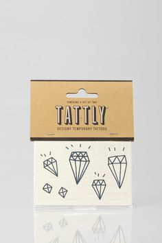 Tattly Temporary Tattoos - Urban Outfitters
