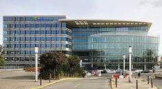 Immeuble bureaux de CGG VERITAS à MASSY en face de la GARE TGV de Massy Palaiseau fimmconseil.com