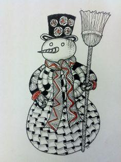 Vickie's+Snowman.JPG 478×640 pixels