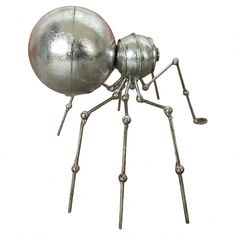 Buy the Moes Home Collection Silver Direct. Shop for the Moes Home Collection Silver 8 Inch Wide Polyresin Spider and save. Contemporary Decorative Objects, Modern Contemporary, Spider Decorations, Giant Spider, Eccentric Style, Moe's Home Collection, Small Sculptures, Home Collections, Decorative Accessories