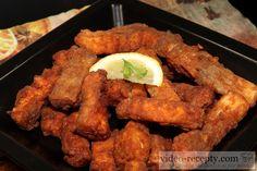Recept Třeboňské kapří hranolky - kapří hranolky - vynikající delikatesa
