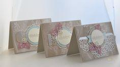 Cartes de félicitation de mariage Thinlits En détails  par Marie Meyer Stampin up - http://ateliers-scrapbooking.fr/ - Thinlits So Detaled - Thinlits Liebe zum Detail