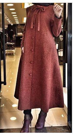 Iranian Women Fashion, Islamic Fashion, Muslim Fashion, Modest Fashion, Fashion Dresses, Hijab Style Dress, Hijab Chic, Hijab Outfit, Mode Abaya