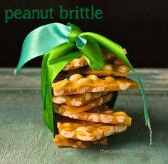 Could I possibly have found vegan alternative to my infamous, much enjoyed, homemade peanut brittle? We'll see.