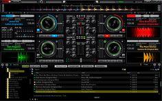 Skin VirtualDJ Groove DEX 4 Decks
