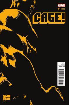 Preview: Cage #1, Story: Genndy Tartakovsky Art: Genndy Tartakovsky Cover: Genndy Tartakovsky Publisher: Marvel Publication Date: October 5th, 2016 Price: $3.99  ...,  #All-Comic #All-ComicPreviews #Cage #Comics #GenndyTartakovsky #Marvel #previews