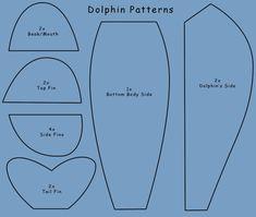 Dolphin Patterns by *saiyamewome on deviantART