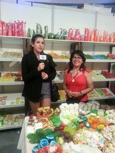 Entrevista Feria del Sur en la ciudad de Tarija!