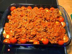 Laiskan kokin helppo ja terveellinen lasagne