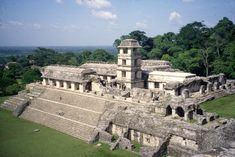 Palenque, Chiapas. México.
