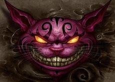 Wallpaper video games · cats · animals · alice in wonderland Cheshire Cat Wallpaper, Skull Wallpaper, Alice Madness Returns, Computer Wallpaper, Wallpaper Backgrounds, Animal Pictures For Kids, Sugar Skull Cat, Sugar Skulls, Chesire Cat