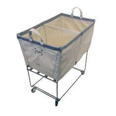 laundry sorter. 6 bushel, split. I want the removable one. 152 Canvas Permanent Style