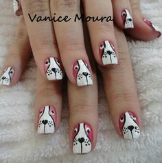 Dog Nails  Colours: white, Black and Brown  Length: 15 minutes