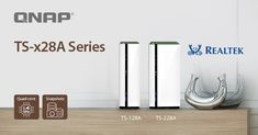 A QNAP bemutatta a TS-x28A termékcsaládot pillanatkép támogatással és teljes multimédiás szolgáltatással az otthoni felhasználóknak