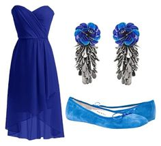 """Mila's party wear"" by pantsulord on Polyvore featuring Forest of Chintz"