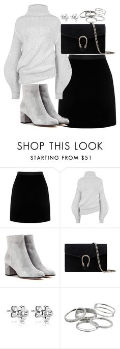"""""""Untitled #2909"""" by theeuropeancloset on Polyvore featuring STELLA McCARTNEY, Gianvito Rossi, Gucci and Kendra Scott"""
