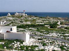 Cimetière de Mahdia Tunisie
